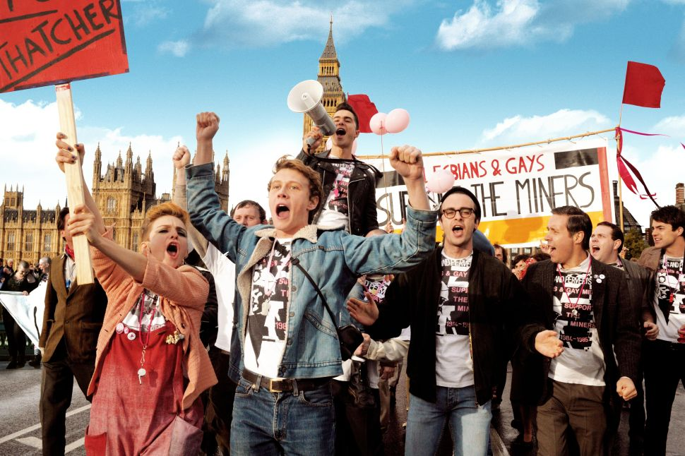 'Pride' Is a Liberating Film in the Spirit of 'Billy Elliot' and 'The Full Monty'