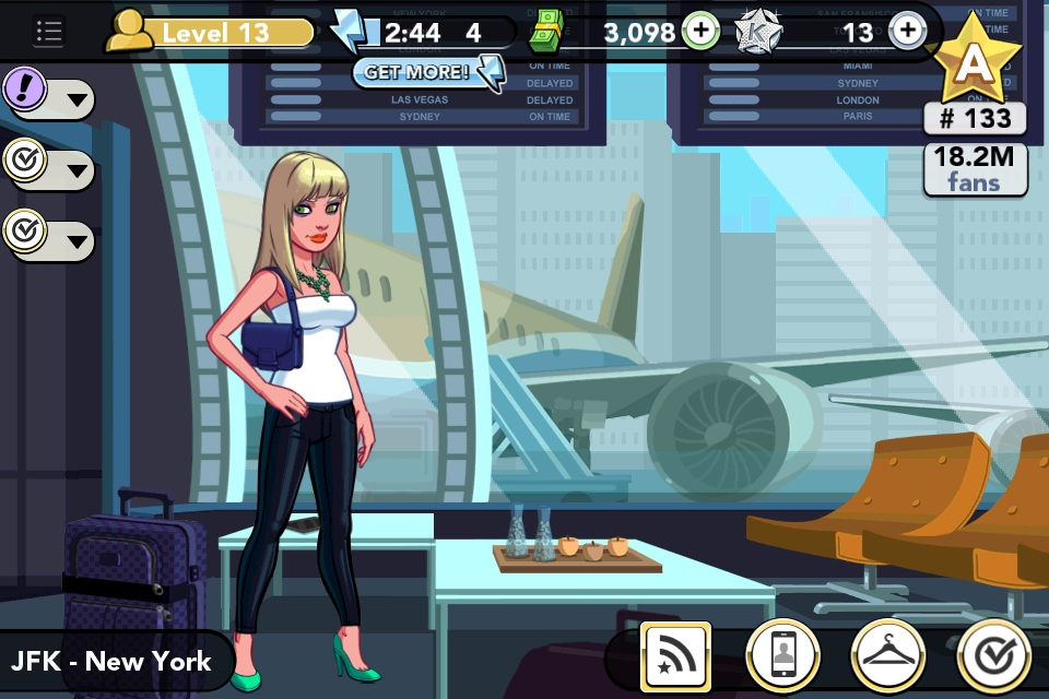 'I Just Want to Rise to the Top': Grown-ups Go Mad Playing Kim Kardashian Video Game