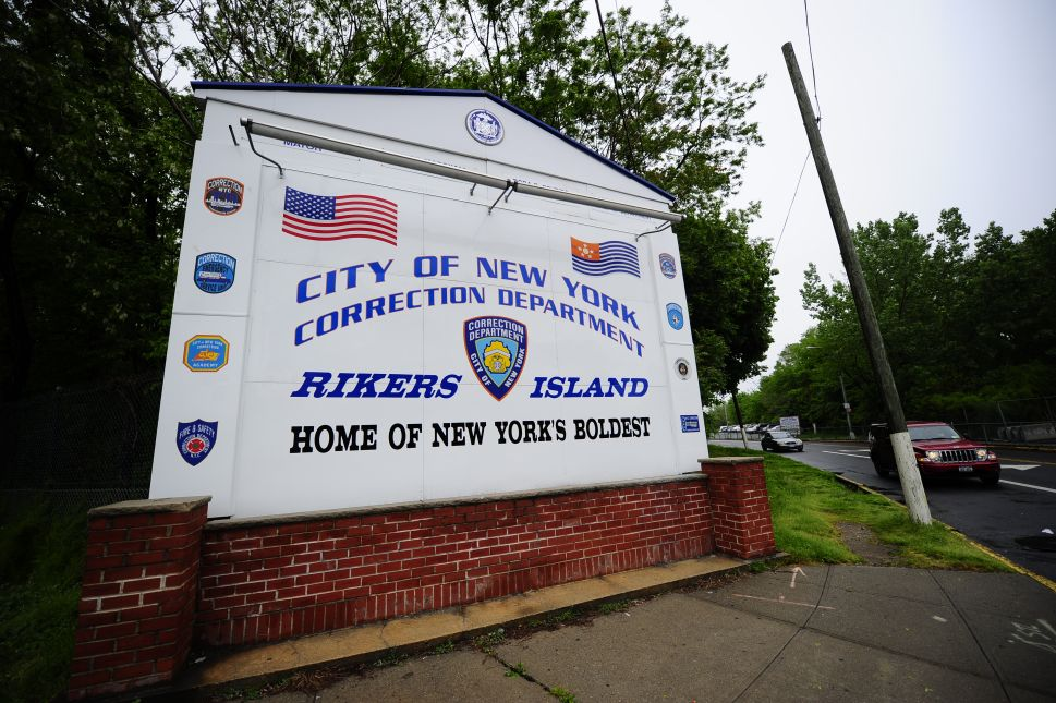 Cuomo: Lack of 'Political Will' the Only Thing Stopping de Blasio From Closing Rikers Island