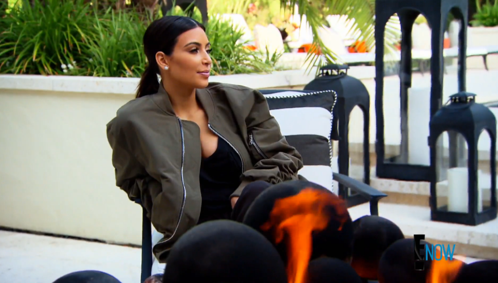 Keeping Up With 'Keeping Up With the Kardashians' 9 x 12: Keepin' Things Buttery