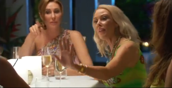 'The Real Housewives of Melbourne,' 1 x 7: Traveling North