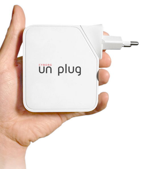 'Cyborg Unplug' Is a Personal Jammer Against Drones, Glassholes