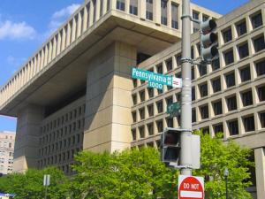 FBI headquarters in Washington, D.C. (Wikimedia Commons)