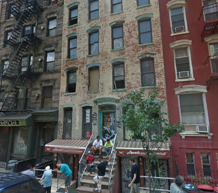 East Village Resident Refuses to Leave Ransacked Building for the Sake of Cheap Rent