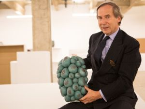 Simon de Pury at Venus Over Manhattan.