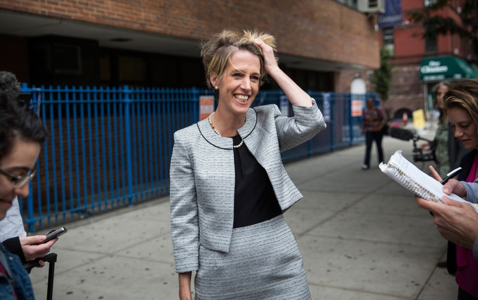 Progressives Are Trying to Recruit Zephyr Teachout to Run for Congress
