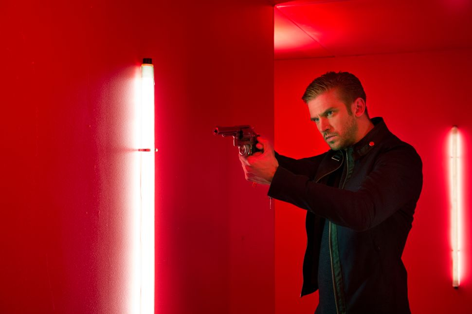 The Bad Soldier: In 'The Guest,' Dan Stevens Is a Seemingly Sinister Sociopath
