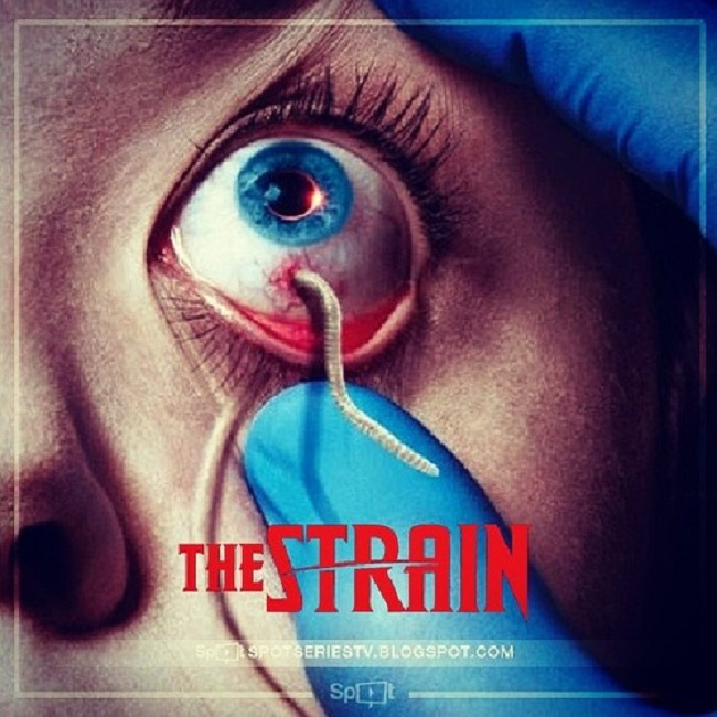 'Television the Podcast': Discussing How 'The Strain' Got Its Worm in the Eye