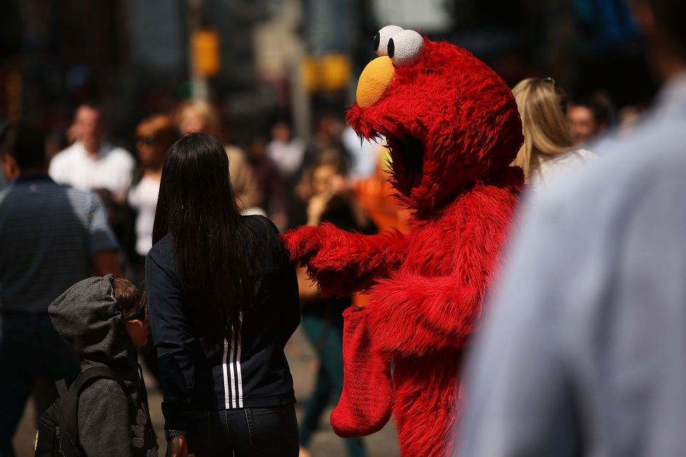 NYPD Social Media Training Fails as Officer Brags About Elmo Arrest on Twitter