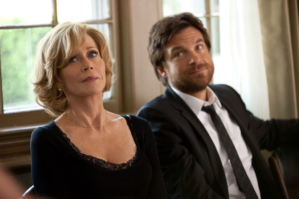 'This Is Where I Leave You' Fritters Away Jane Fonda's Considerable Talent