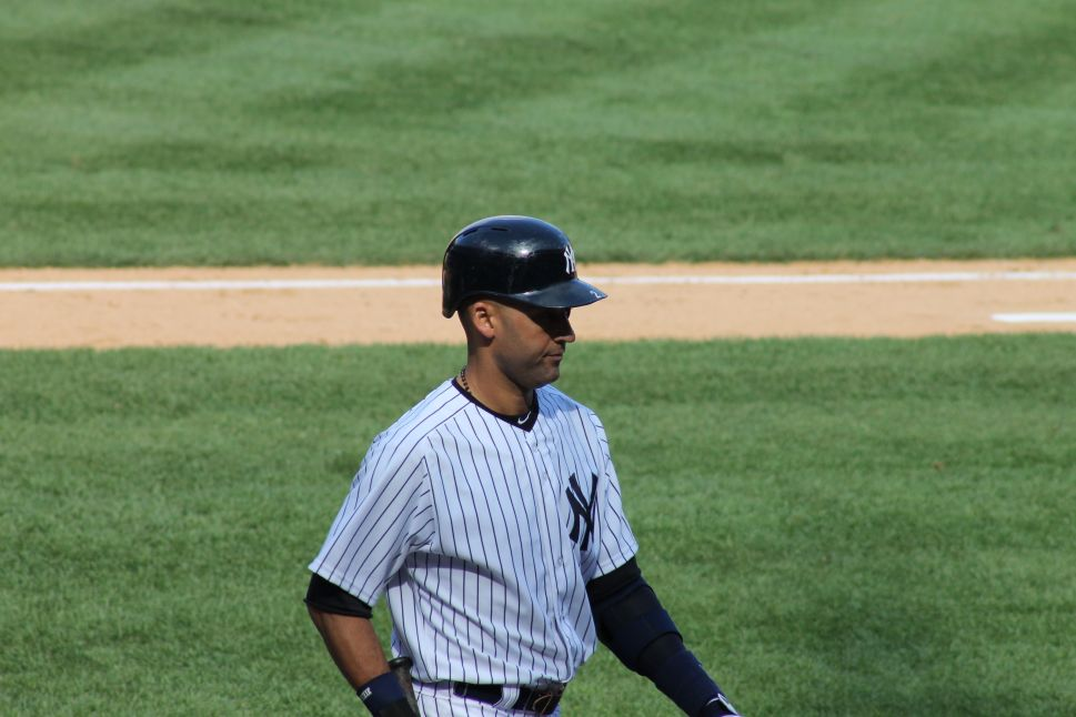 Shortstop: The Great Derek Jeter, Enigmatic and Beloved, Makes His Graceful Exit