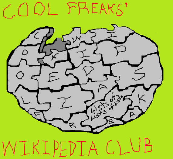 'Cool Freaks' Wikipedia Club' Is the Only Facebook Group You Need