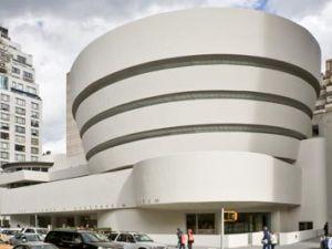 The OG NY Guggenheim. (Courtesy the Guggenheim Foundation)