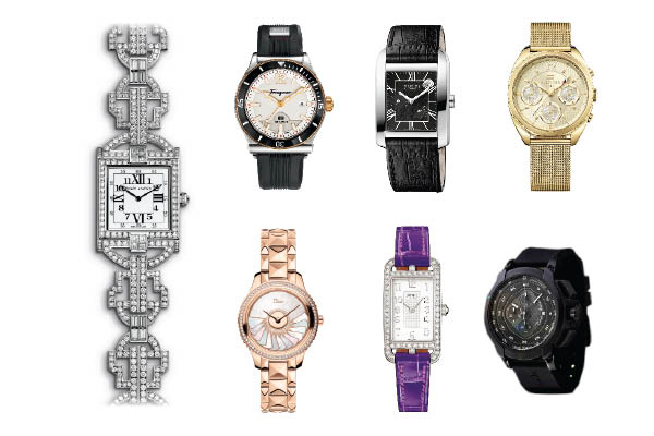 Precious Pieces: A Fashion House Watch is the Ultimate Designer Classic