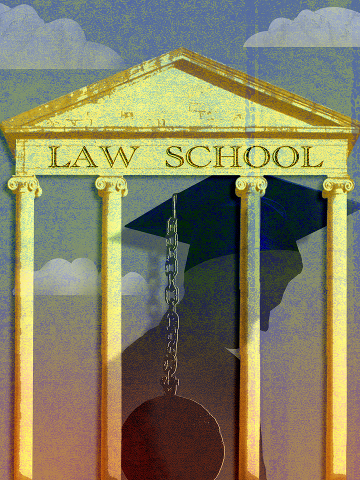 Mounting Debt Makes Law School a Gamble But Students Continue to Enroll