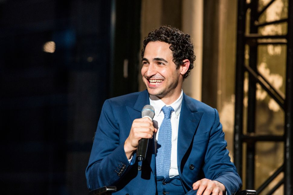 Pre-NYFW, Zac Posen Dishes on Cooking, Couture and Lena's Emmy Dress