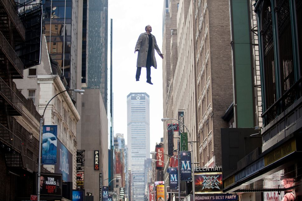 Michael Keaton Is the Sole Redeeming Thing About 'Birdman,' Which Isn't Saying Much