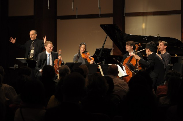 Lincoln Center Enlivens Chamber Music With Livestreaming Lectures and Broadcasts