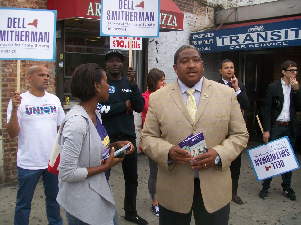 Smitherman to Seek Sampson Seat Again in Event of Conviction