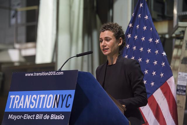Bill de Blasio Chief of Staff Leaving to Steer City's Bid for Democratic Convention