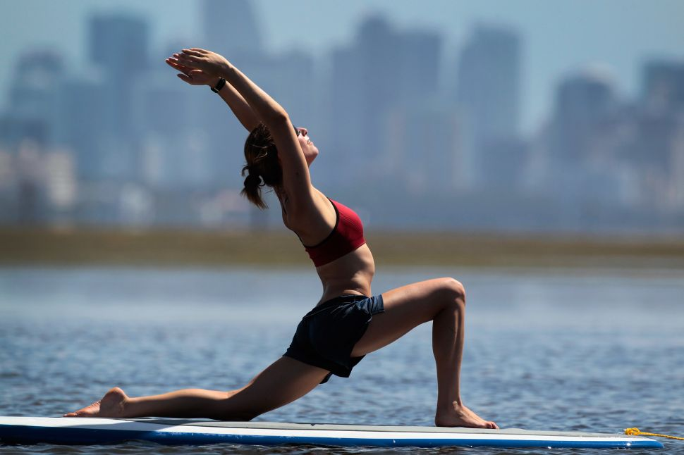 The Magical Healing Power of Yoga