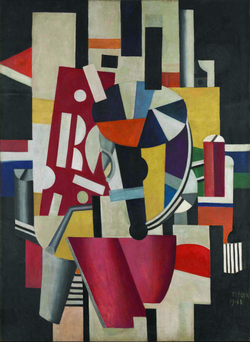 A New Geometry: David Ebony on a Cosmetics King's Cubist Gems at The Met