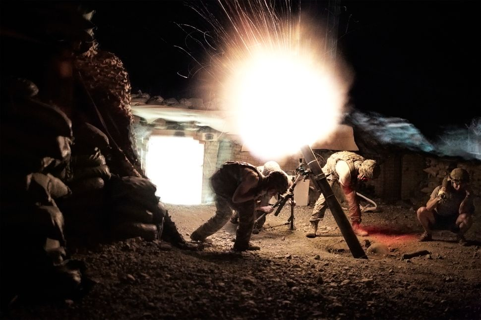 """PHOTO ESSAY: """"A Form Of Love"""" Exhibition of Contemporary Conflict Photojournalism"""