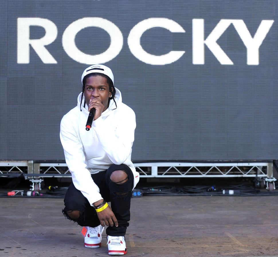 A$AP Rocky Drops Music Video for New Single, 'Multiply'