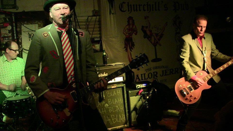 Punk Lifers Walter Lure's Waldos Play Brooklyn Saturday
