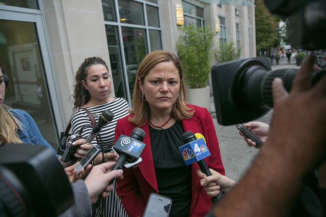 Melissa Mark-Viverito Quietly Holds a Fund-Raiser