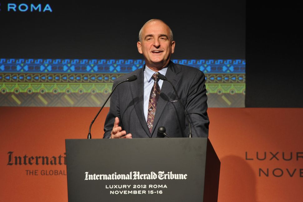 Roger Cohen, Iran Toady, Again Assails Israel