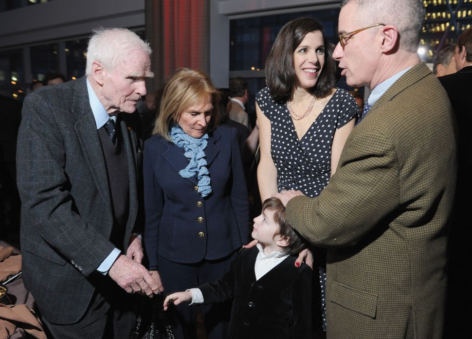 """Biography of N.J. Gov. Brendan Byrne tells tale of """"the man who couldn't be bought"""""""