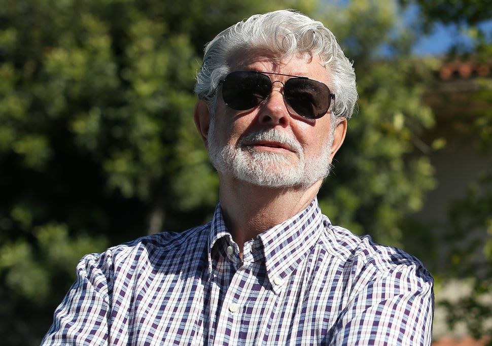George Lucas Eyes San Francisco for Museum, ABC No Rio Faces Wrecking Ball