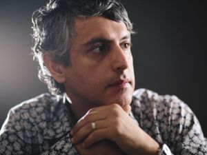 Reza Aslan, co-wrote an essay equating barbarism among Islamists with a sexist incident in an elevator at an atheist's conference. (Photo: by Bret Hartman / Washington Post / Getty)