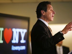 Gov. Andrew Cuomo (Photo by Spencer Platt/Getty Images).