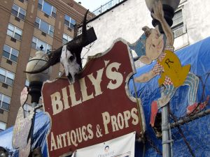 Billy's Antiques and Props is returning for one day only. (Photo credit: Wally Gobetz/Flickr)
