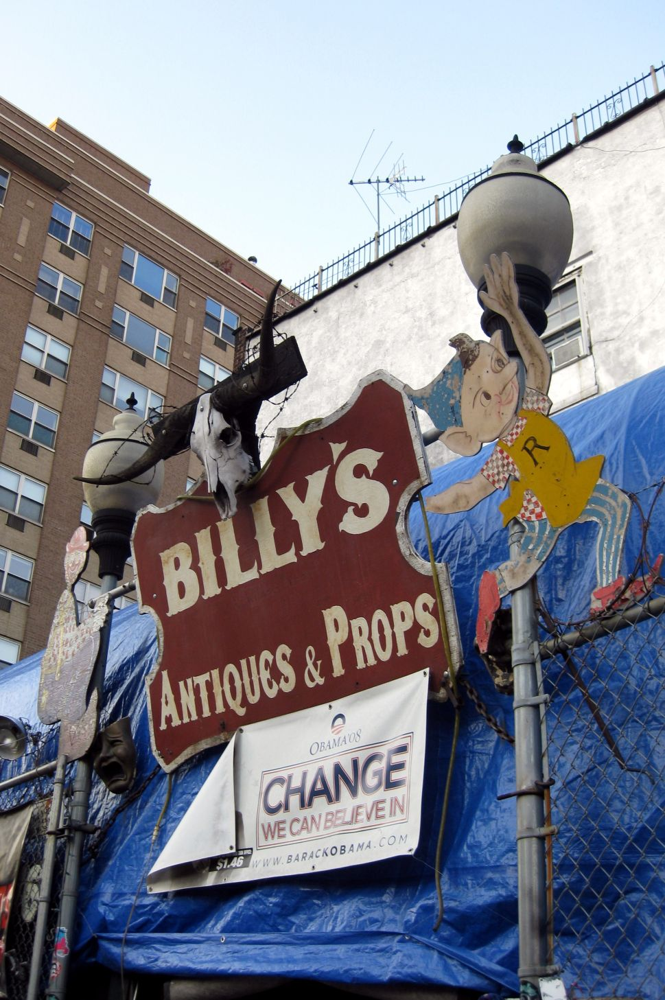 Billy's Antiques Returning to Lower East Side For One Day Only