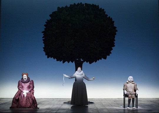 Robert Wilson's Surreal Swerve on Shakespeare Dazzles at BAM