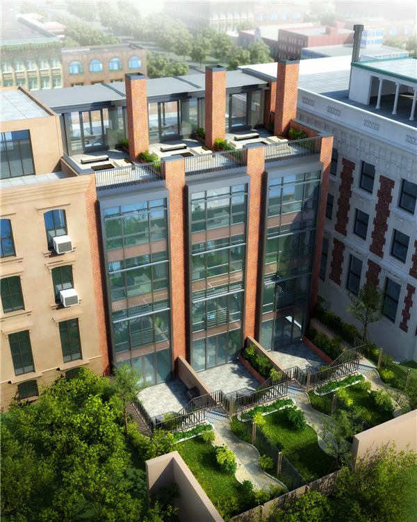 Glass Houses: Cobble Hill Gets Another Banker to Occupy $4.55 M. Townhouse