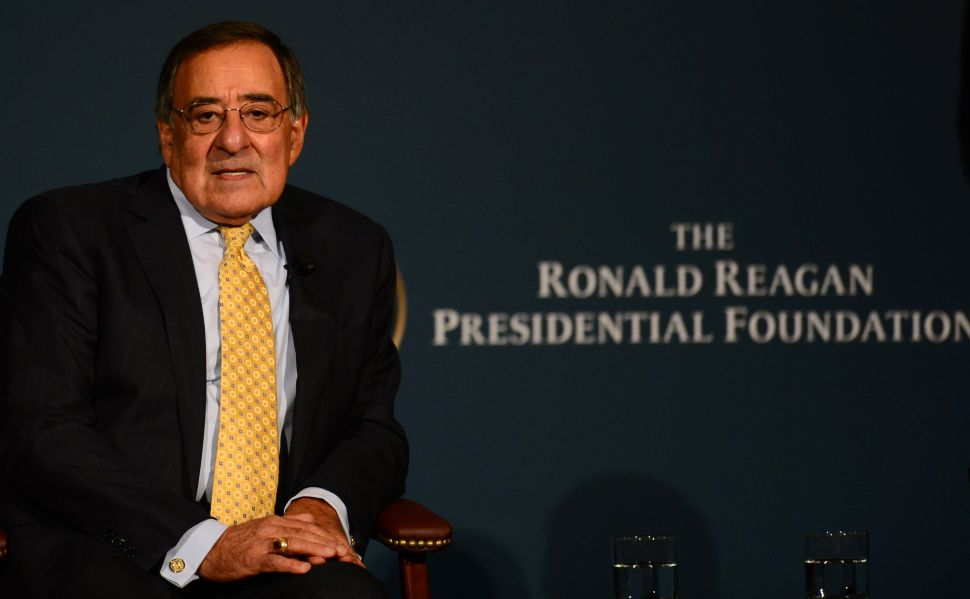 Leon Panetta Talks to Bill O'Reilly