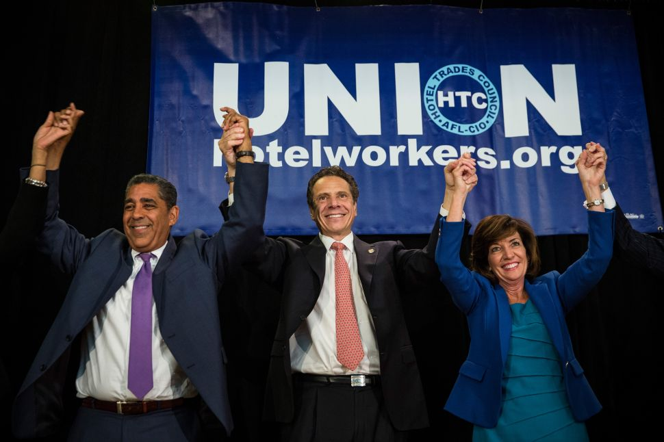 With Primary Done, Kathy Hochul Stays Clear of New York City