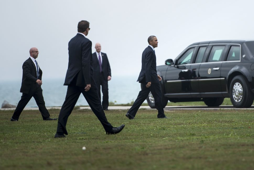 Former Agent: The Secret Service Is In Collapse