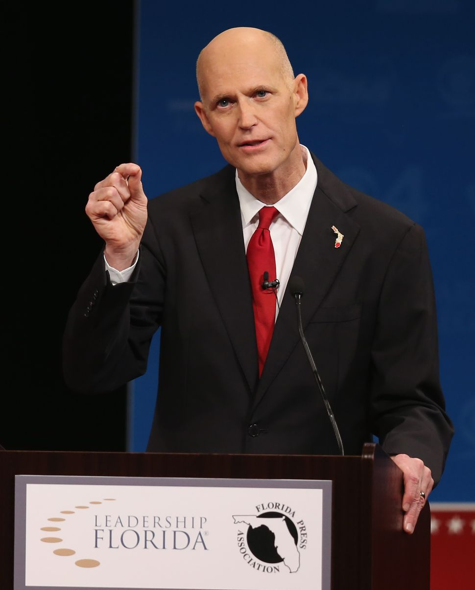 The Importance of the Florida Governor's Race