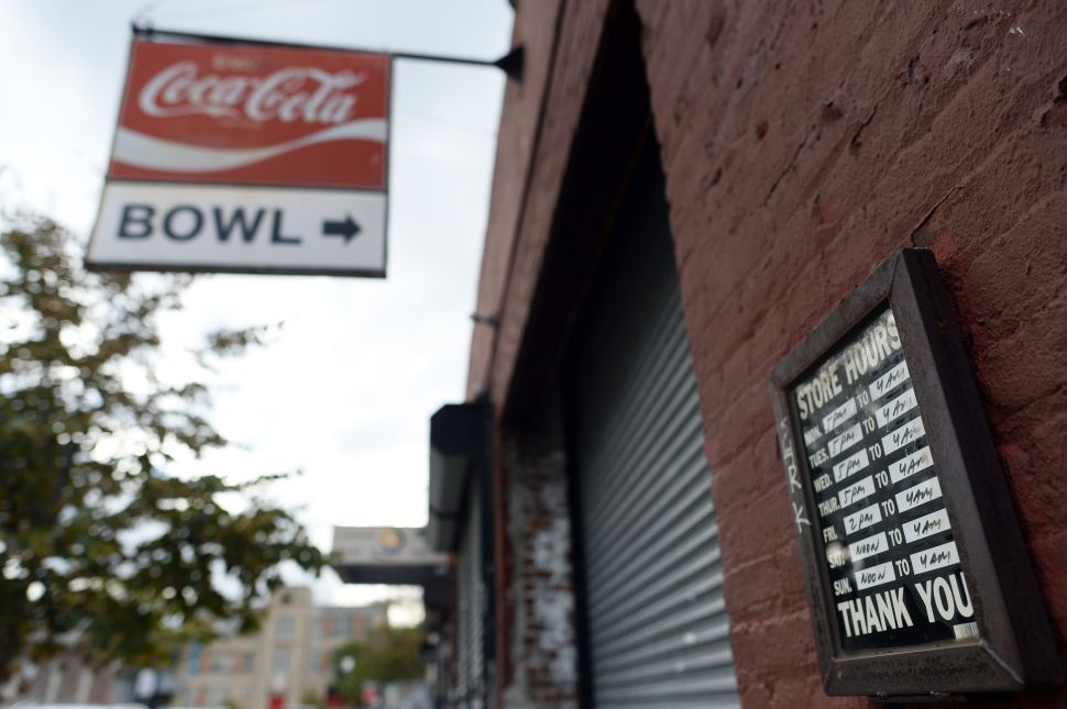Gutter Bowling Alley Will Reopen After Ebola Panic