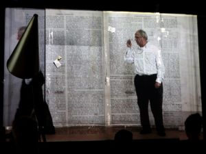 The Refusal of Time by William Kentridge at The Metropolitan Museum of Art. (Photo by Nardus Engelbrecht/Gallo Images/Getty Images)