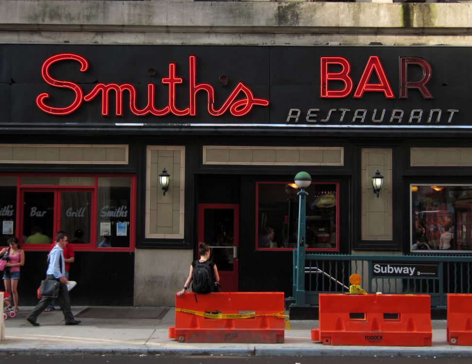 Disappearing Dive Bars: Smith's Is Next To Go