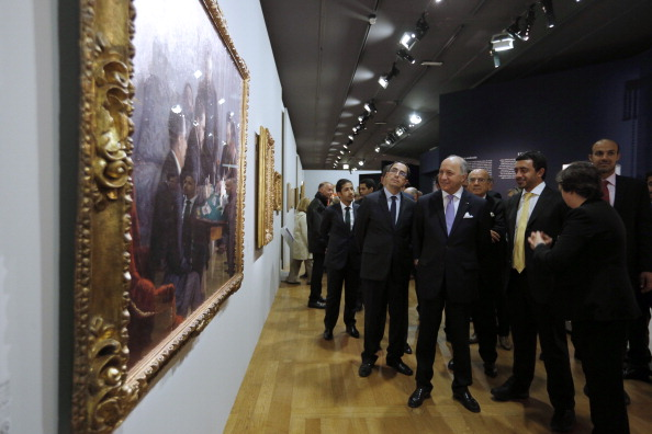 France Loans 300 Artworks to the Louvre Abu Dhabi