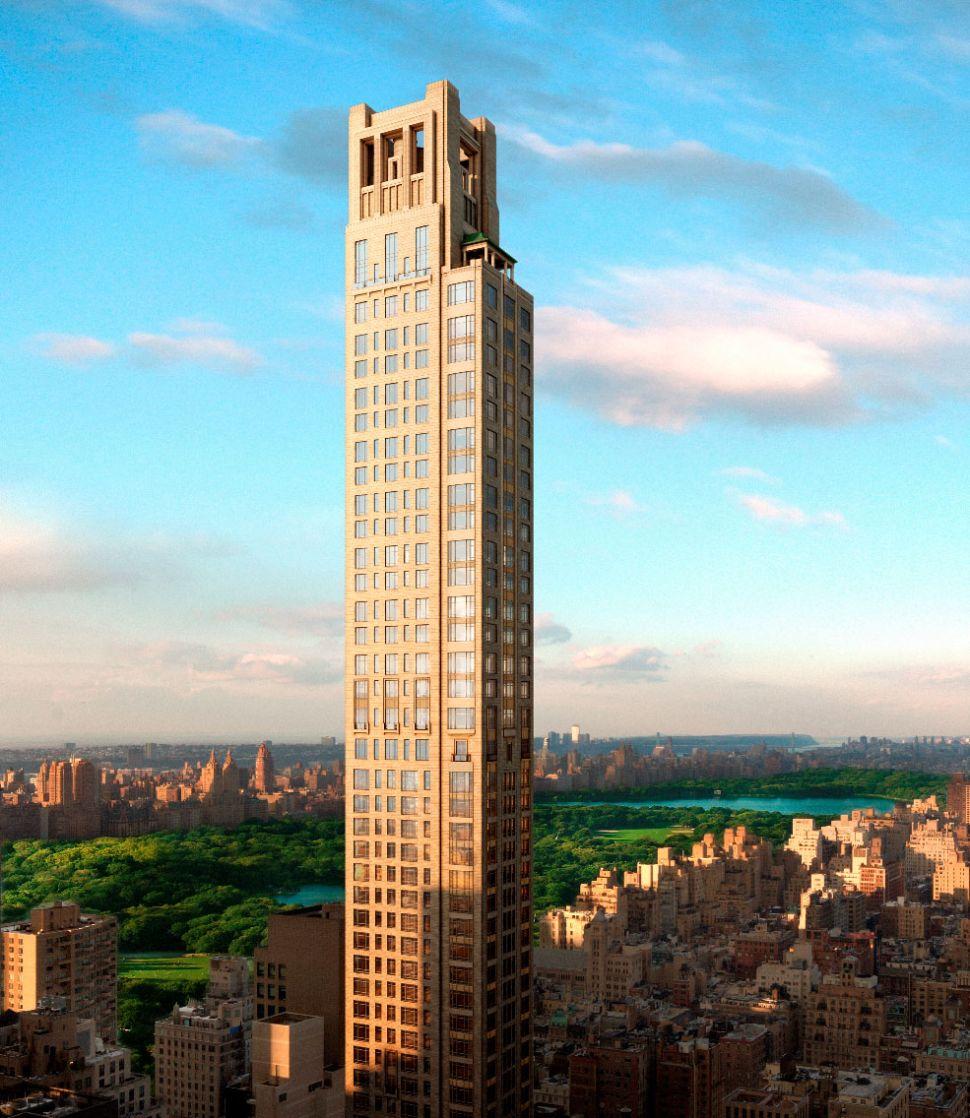 Zeckendorfs Lock Down $450M For 520 Park Avenue