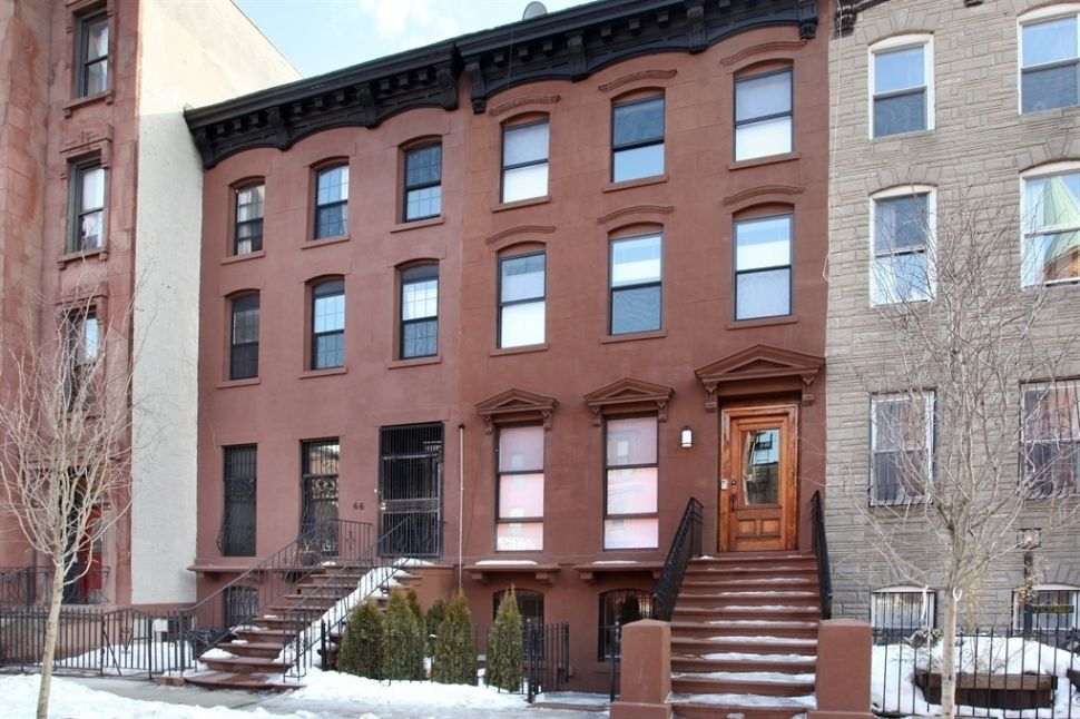 Gradual Migrations: Literary Execs Trade Park Slope for Clinton Hill for $1.11 M.