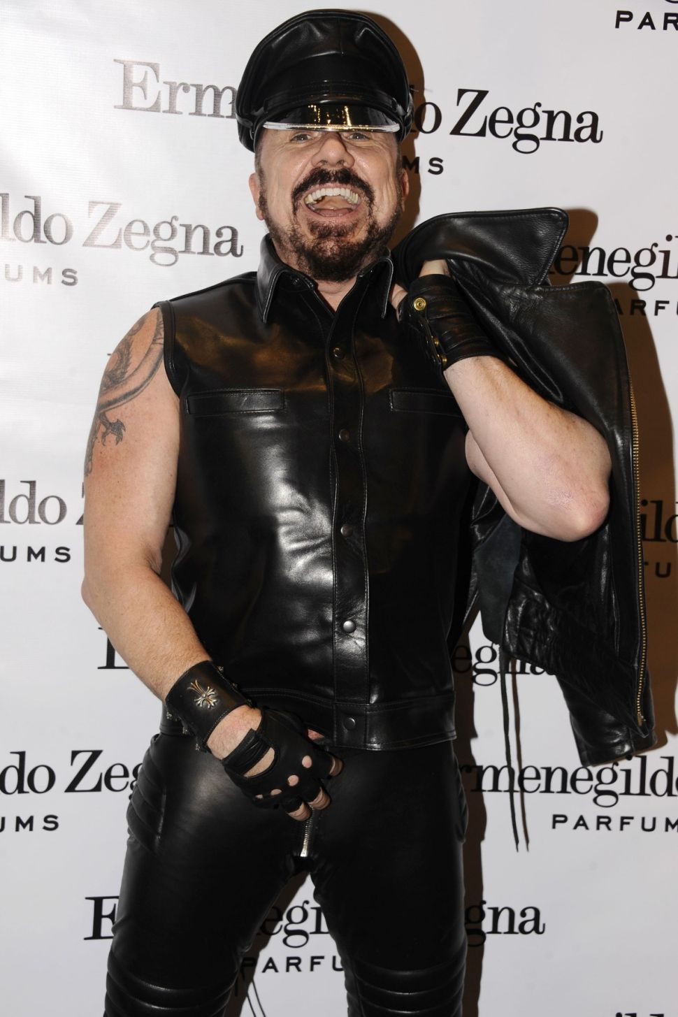 Peter Marino, Still In Leather, Details the Mammoth Exhibition of His Collection